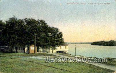 Glen Forest - Lawrence, Massachusetts MA Postcard
