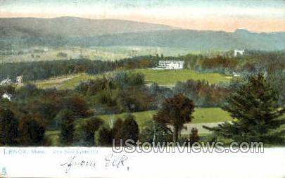 Lenox, Massachusetts, MA Postcard