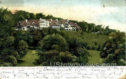 Shadowbrook Inn - Lenox, Massachusetts MA Postcard