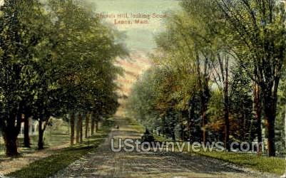 Church Hill - Lenox, Massachusetts MA Postcard
