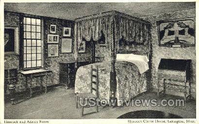 Hancock-Clarke House - Lexington, Massachusetts MA Postcard