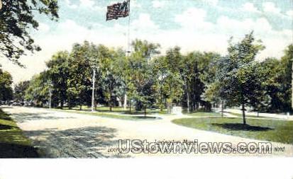 Lexington Battlefield - Massachusetts MA Postcard