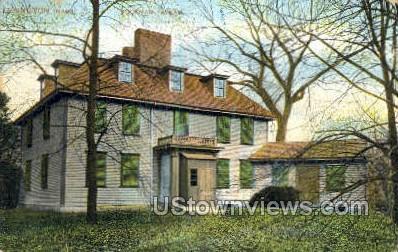Buchman Tavern - Lexington, Massachusetts MA Postcard