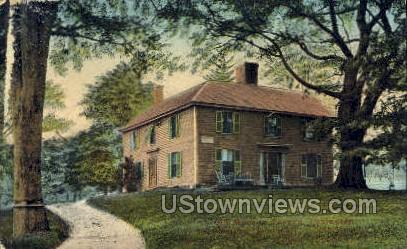 Lexington, Massachusetts, MA Postcard
