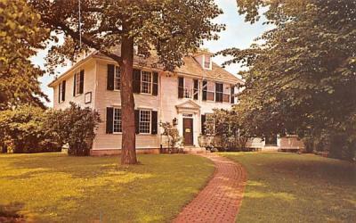Buckman Tavern Lexington, Massachusetts Postcard