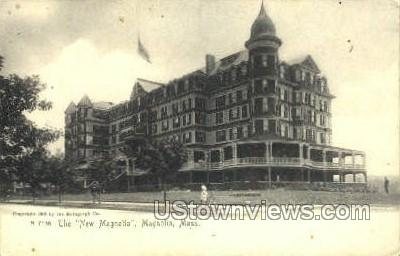 The New Magnolia - Massachusetts MA Postcard