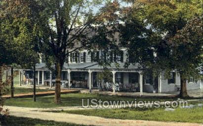Ardmore Inn - Malden, Massachusetts MA Postcard