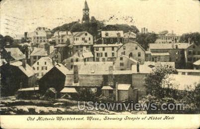 Marblehead, Massachusetts, MA Postcard