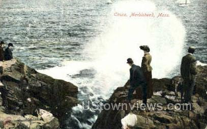 Churn - Marblehead, Massachusetts MA Postcard