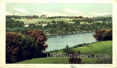Mt Hermon School - Massachusetts MA Postcard