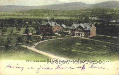 Mount Hermon Campus - Mt Hermon, Massachusetts MA Postcard