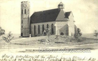 Moody Memorial Chapel - Mt Hermon, Massachusetts MA Postcard
