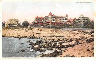 The Oceanside  Magnolia, Massachusetts Postcard
