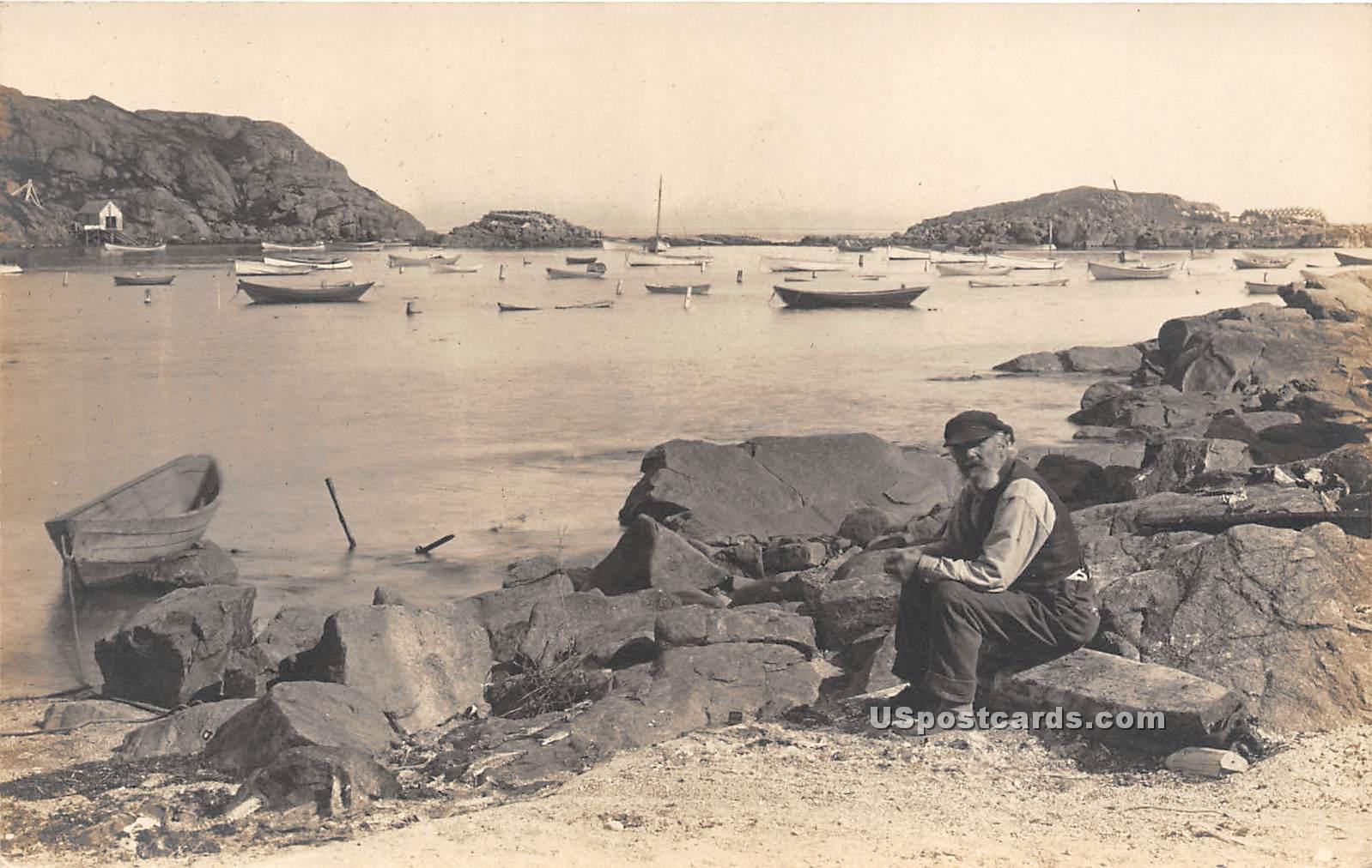 Boats - Misc, Massachusetts MA Postcard