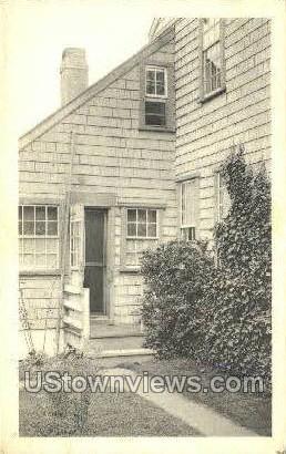 Nantucket , Massachusetts, MA Postcard