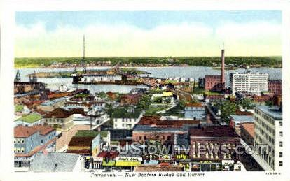 Fairhaven - New Bedford, Massachusetts MA Postcard