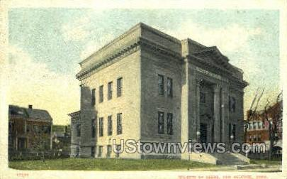 Registry of Deeds - New Bedford, Massachusetts MA Postcard