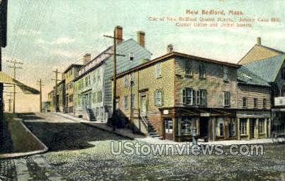 New Bedford, Massachusetts, MA Postcard