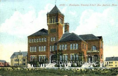 Harrington Training School - New Bedford, Massachusetts MA Postcard