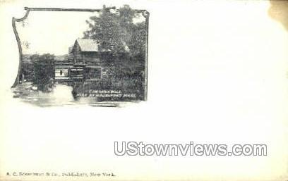 Cursons Mill - Newburyport, Massachusetts MA Postcard