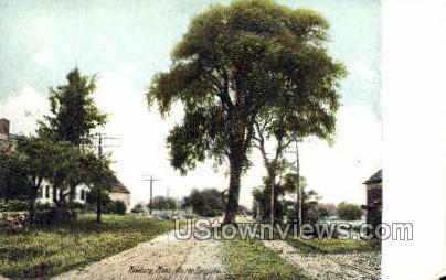 On the Turnpike - Newbury, Massachusetts MA Postcard