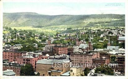 North Adams, Massachusetts, MA Postcard