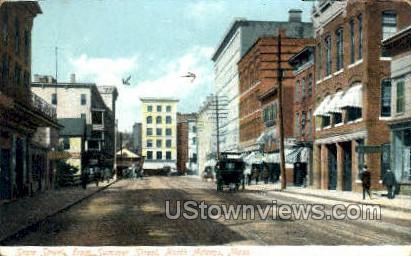 State St. - North Adams, Massachusetts MA Postcard