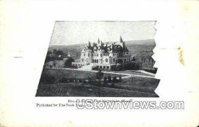 Birnam House - East Northfield, Massachusetts MA Postcard