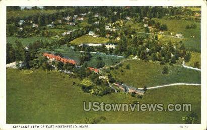 East Northfield, Massachusetts, MA Postcard