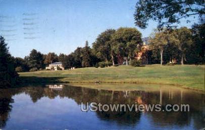 Northfield School for Girls - East Northfield, Massachusetts MA Postcard