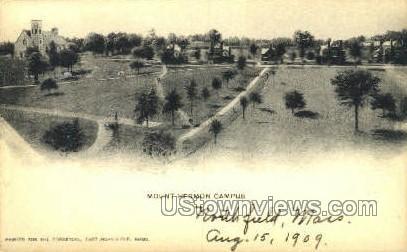 Mount Hermon Campus - East Northfield, Massachusetts MA Postcard