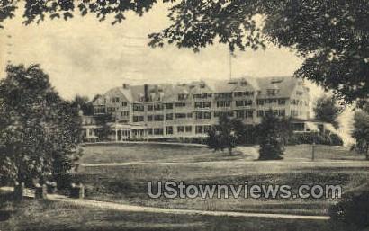 The Northfield - East Northfield, Massachusetts MA Postcard