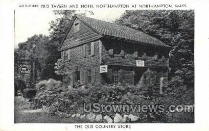 The Old Country Store - Northampton, Massachusetts MA Postcard