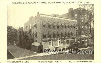 The Country Store - Northampton, Massachusetts MA Postcard