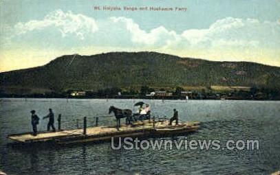 Mt Holyoke Range - Northampton, Massachusetts MA Postcard