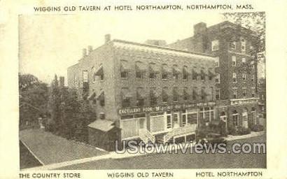 Country Store - Northampton, Massachusetts MA Postcard