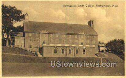 Smith College - Northampton, Massachusetts MA Postcard