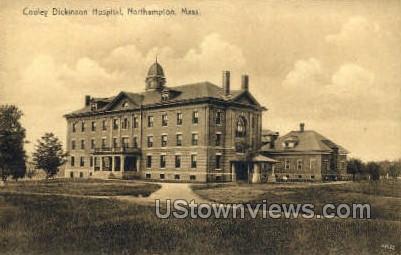 Cooley Dickinson Hospital - Northampton, Massachusetts MA Postcard