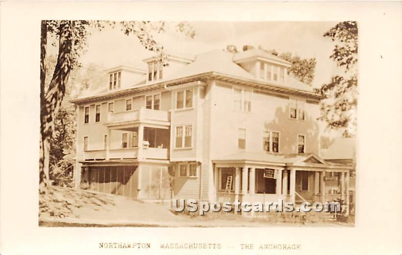 The Anchorage - Northampton, Massachusetts MA Postcard