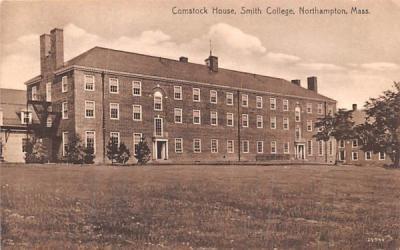 Cornstock House Northampton, Massachusetts Postcard