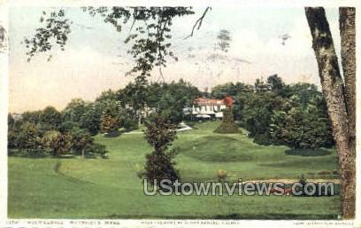 Holmesdale - Pittsfield, Massachusetts MA Postcard