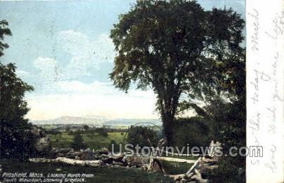 Pittsfield, Massachusetts, MA Postcard