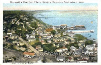 Provincetown, Massachusetts, MA Postcard