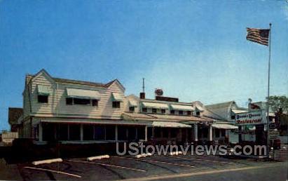 The Bonnie Doone - Provincetown, Massachusetts MA Postcard