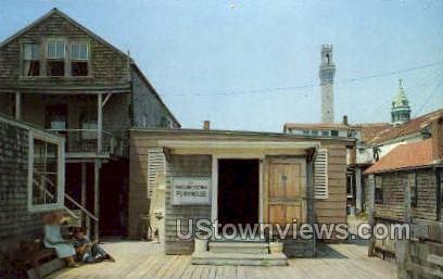 Provincetown Playhouse - Massachusetts MA Postcard