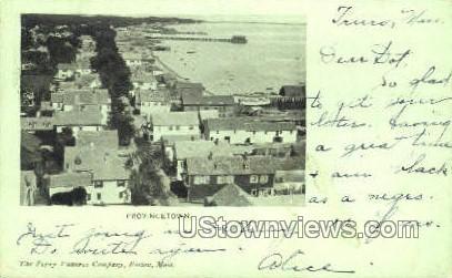 Provincetown - Massachusetts MA Postcard