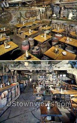The Moors Restaurant - Provincetown, Massachusetts MA Postcard