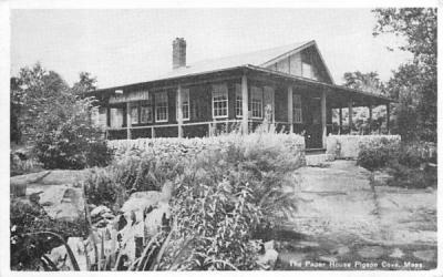 The Paper House Pigeon Cove, Massachusetts Postcard