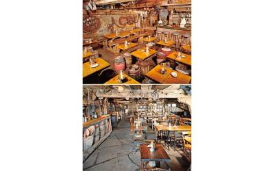 The Moors Restaurant Provincetown, Massachusetts Postcard