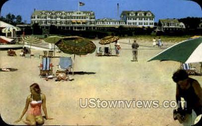 Belmont Hotel - Cape Cod, Massachusetts MA Postcard